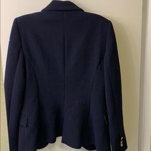 Zara Jackets & Coats - NWT Navy Zara Blazer (purchased in Hong Kong)